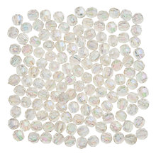 Buy John Lewis 6mm Iridescent Crystal Beads Online at johnlewis.com