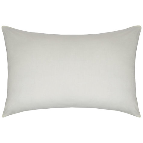 Buy John Lewis Organic Cotton Pillowcase Online at johnlewis.com