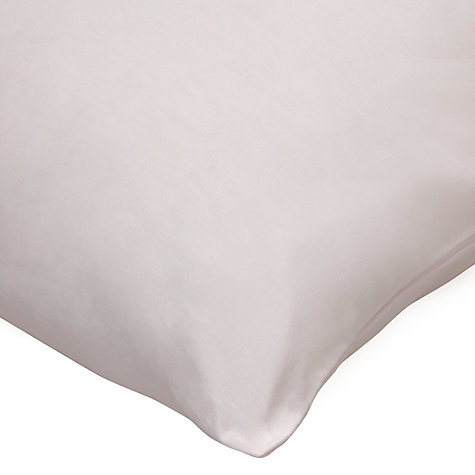 Buy John Lewis Baby Organic Cotton Pillowcase Online at johnlewis.com