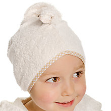 Buy Cuddledry Cuddletwist Children's Hair Towel, Ecru/Gingham Online at johnlewis.com