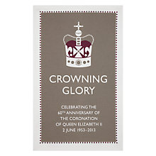 Buy Crowning Glory Tea Towel Online at johnlewis.com