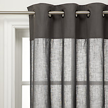 Buy John Lewis Catriona Voile Panel Online at johnlewis.com