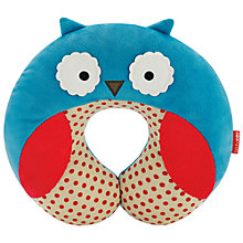 Buy Skip Hop Travel Neck Rest, Owl Online at johnlewis.com