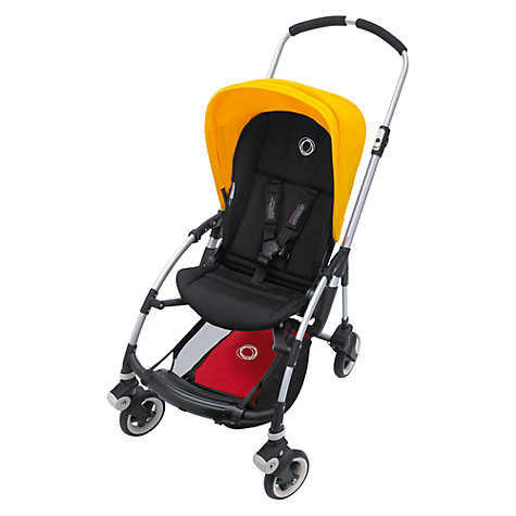 Buy Bugaboo Bee Transport Bag, Black Online at johnlewis.com