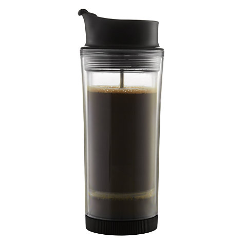 Buy Bodum Travel Press Coffee Maker Mug and Lid,  0.45L Online at johnlewis.com
