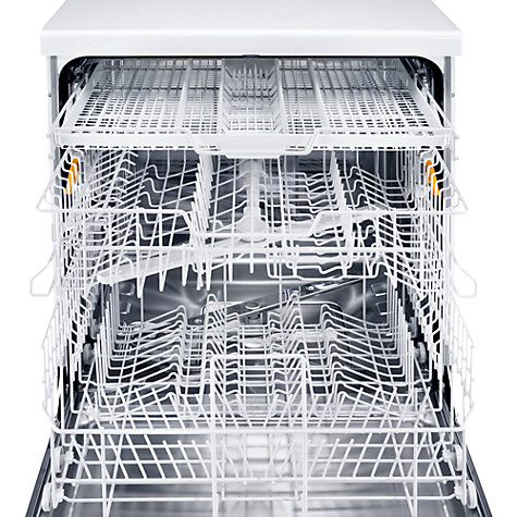 Buy Miele G4420 SC Dishwasher, White Online at johnlewis.com