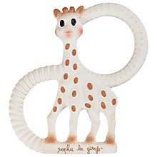 Buy Sophie la Girafe Teething Ring Online at johnlewis.com