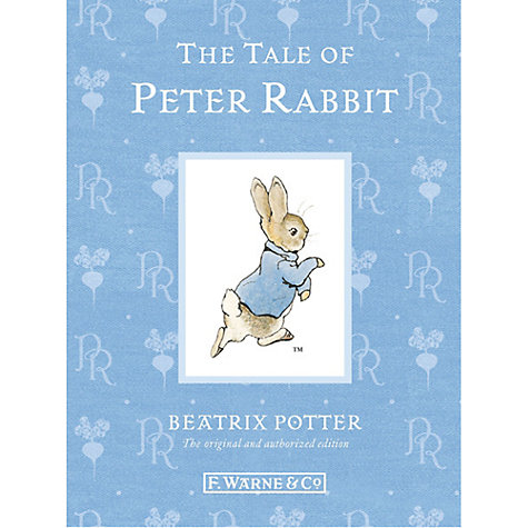 Buy The Tale of Peter Rabbit Online at johnlewis.com