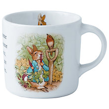 Buy Peter Rabbit Mug Online at johnlewis.com