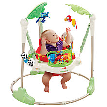 Buy Fisher Price Rainforest Jumperoo Online at johnlewis.com