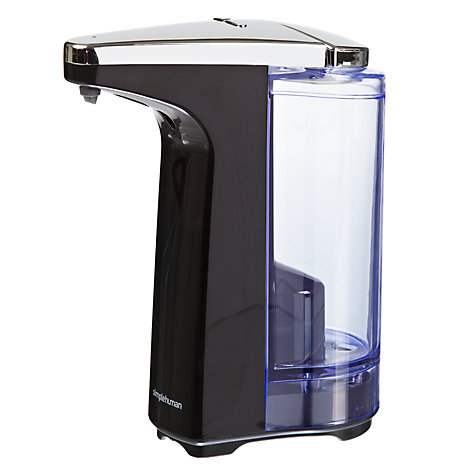Buy Simplehuman Compact Sensor Pump Soap Dispenser John Lewis