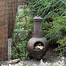 Buy The Camouflage Company Chimenea Cover, Long Grass Online at johnlewis.com