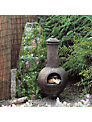 The Camouflage Company Chimenea Cover, Long Grass
