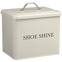 Buy Shoe Shine Box Online at johnlewis.com