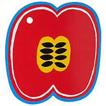 Buy Marimekko Kompotti Apple Chopping Board Online at johnlewis.com