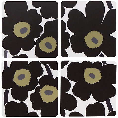 Buy Marimekko Unikko Coaster Online at johnlewis.com