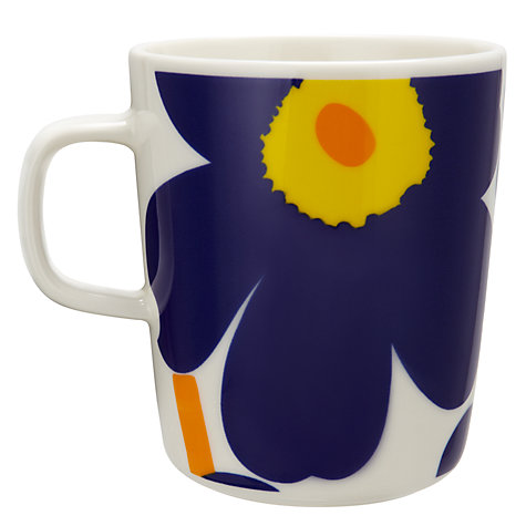 Buy Marimekko Unikko Mug, 0.25L Online at johnlewis.com