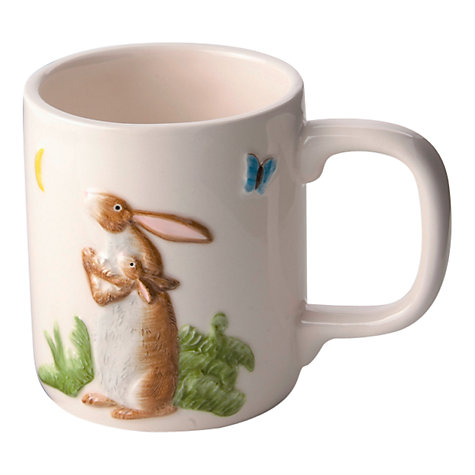 Buy John Beswick 'Guess How Much I Love You' Mug Online at johnlewis.com