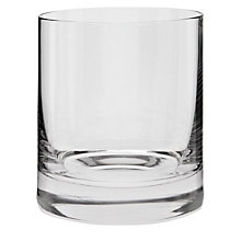 Buy Dartington Crystal All Purpose Tumbler, 0.32L, Set of 6 Online at johnlewis.com