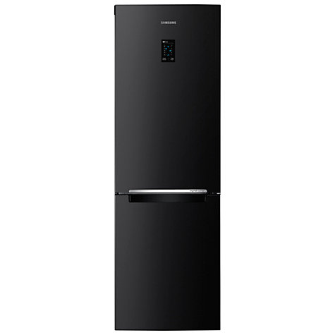 Buy Samsung RB31FERNDBC Fridge Freezer, Gloss Black Online at johnlewis.com