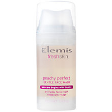 Buy Elemis Freshskin Peachy Perfect Gentle Face Wash, 100ml Online at johnlewis.com