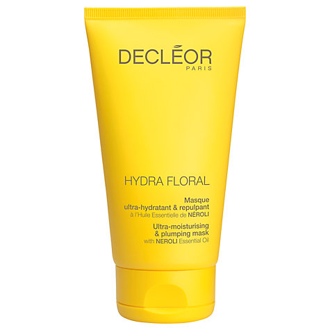 Buy Decléor Hydra Floral Multi Protection Expert Mask, 50ml Online at johnlewis.com