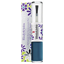 Buy Elizabeth Arden Limited Edition Nail Lacquer Duo, Teal Blossom Online at johnlewis.com