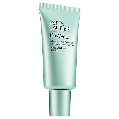 Buy Estée Lauder Daywear UV Advanced Multi-Protection & UV Defense SPF 50, 30ml with Perfectly Clean Cleanser Online at johnlewis.com