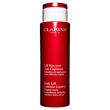 Buy Clarins Body Lift Cellulite Control, 200ml Online at johnlewis.com
