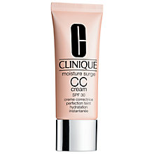 Buy Clinique Moisture Surge CC Cream SPF 30 Online at johnlewis.com