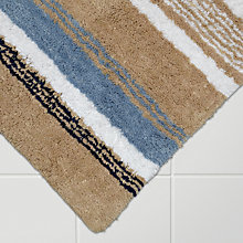 Buy John Lewis Coastal Bath Mat Online at johnlewis.com