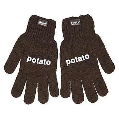Eddingtons Skrub'a Potato Gloves