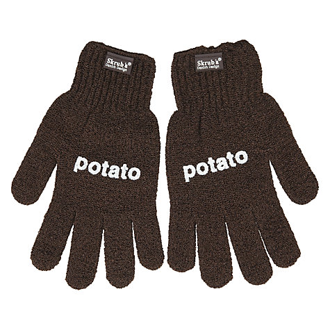 Buy Eddingtons Skrub'a Potato Gloves Online at johnlewis.com