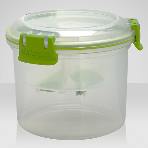 Buy Sistema Breakfast to Go Container Set Online at johnlewis.com