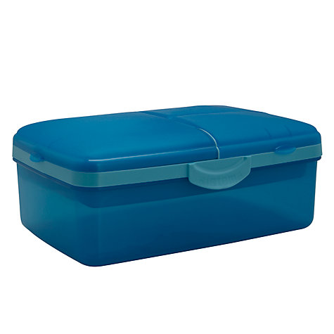 Buy Sistema Quaddie Slimline Container Set Online at johnlewis.com