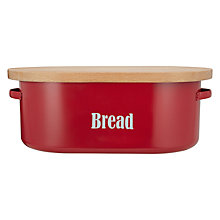 Buy Typhoon Vintage Bread Bin Online at johnlewis.com