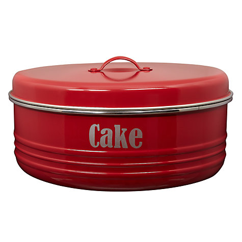 Buy Typhoon Vintage Cake Tin Online at johnlewis.com