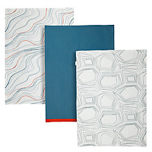 Buy John Lewis Odyssey Tea Towels, Set of 3 Online at johnlewis.com