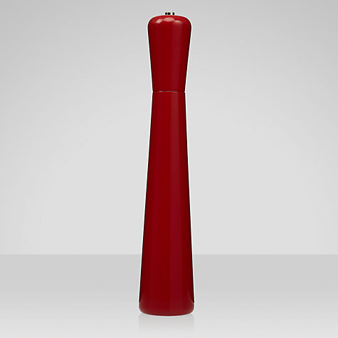 Buy House by John Lewis Large Pepper Mill, Red Online at johnlewis.com