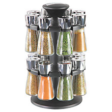 Buy Cole & Mason Hudson 16 Jar Filled Spice Carousel Online at johnlewis.com