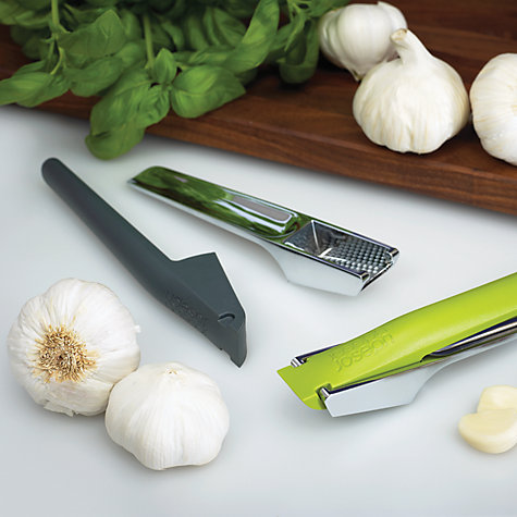 Buy Joseph Joseph Easy-Press Garlic Crusher Online at johnlewis.com