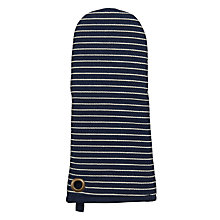 Buy John Lewis Butcher's Stripe Oven Mitt Online at johnlewis.com