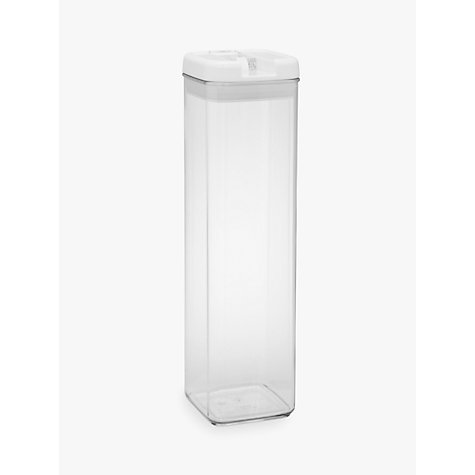 Buy John Lewis Flip-Tite Tall Storage Container, 1.9L Online at johnlewis.com