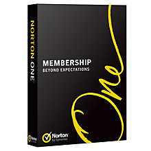 Buy Norton One, 5 User Online at johnlewis.com
