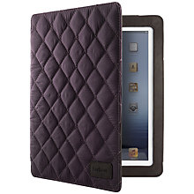 Buy Barbour Quilted Folio Case for 2nd, 3rd & 4th Generation iPad Online at johnlewis.com