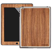 Buy Lumberjacket, Wooden Skin for 2nd, 3rd & 4th Generation iPad Online at johnlewis.com