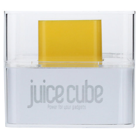 Buy Juice Cube, Emergency Mobile Charger Online at johnlewis.com