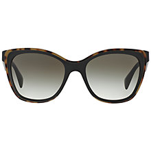 Buy Prada PR20PS Square Sunglasses, Havana Online at johnlewis.com