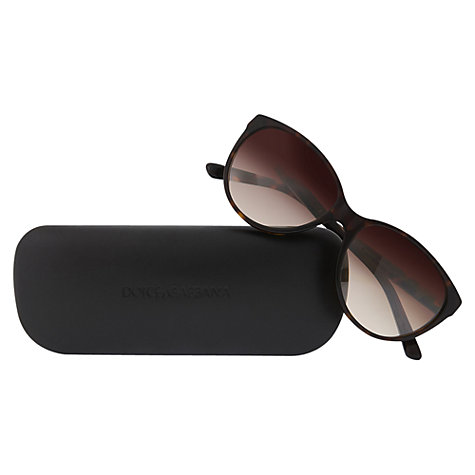 Buy Dolce & Gabbana DG4171 Sunglasses Online at johnlewis.com