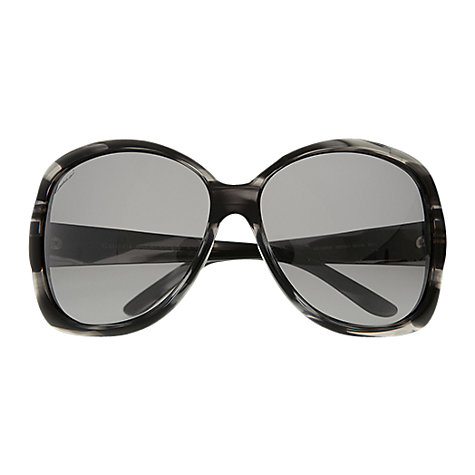 Buy Gucci GG3581/S Square Tortoiseshell Sunglasses Online at johnlewis.com